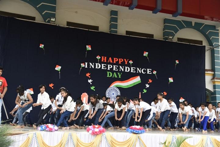 Macro Vision Academy-Independence Day Celebration