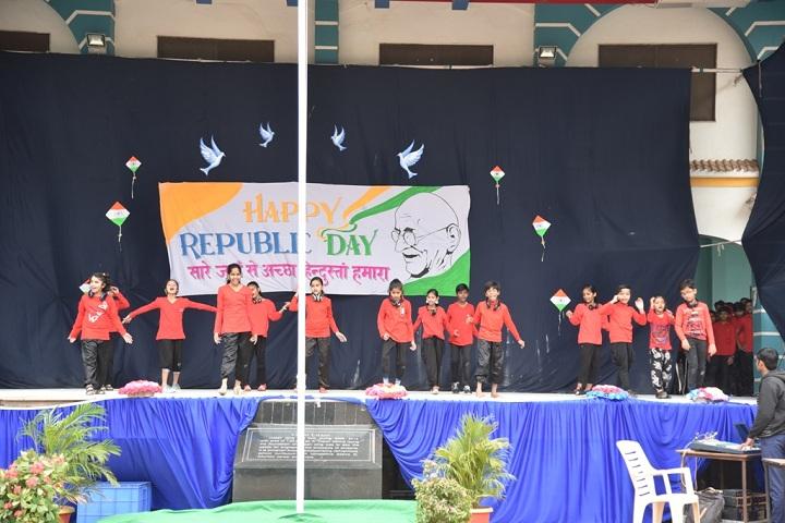 Macro Vision Academy-Republic Day Celebration