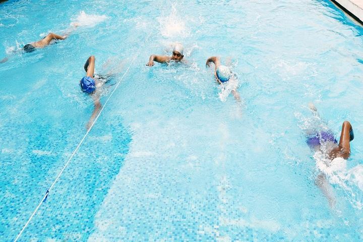 Macro Vision Academy-Swimming Pool