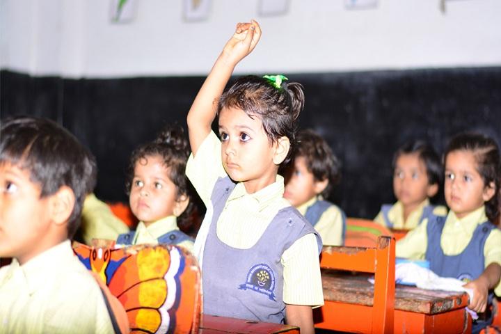 Mahar Regiment Public School -Classroom junior
