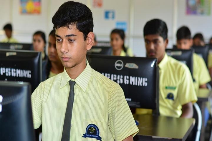 Mahar Regiment Public School -IT-Lab