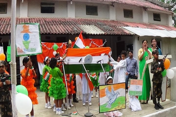 Mahar Regiment Public School-Events independance day celebration