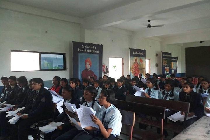 Maharaja Public School-Classroom