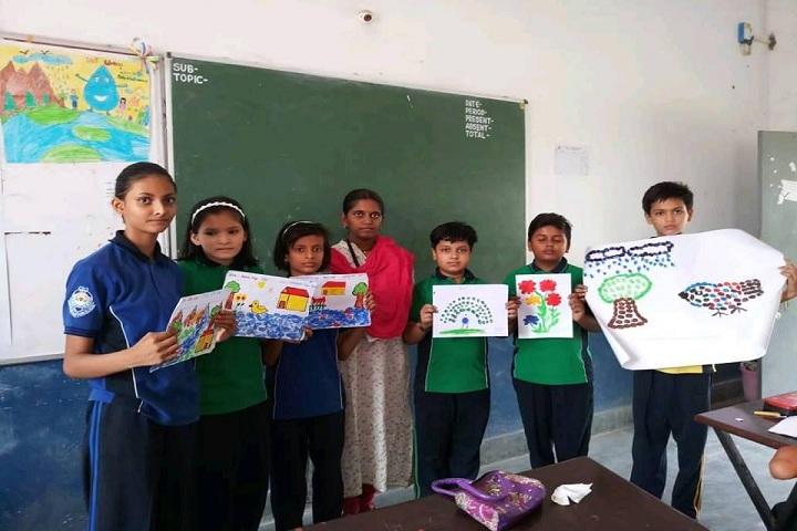 Maharaja Public School-Others activity