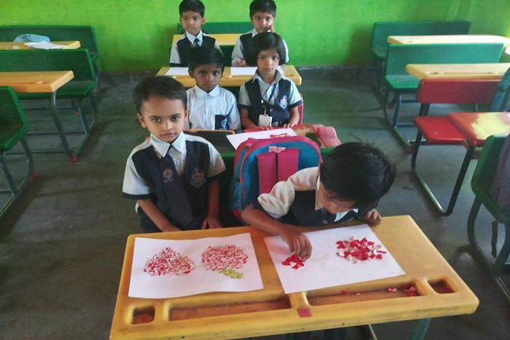 Maharaja Public School-Others art