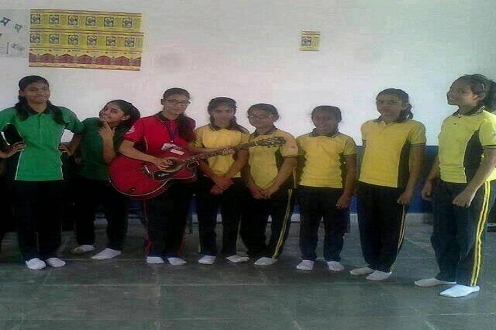 Maharaja Public School-Others music