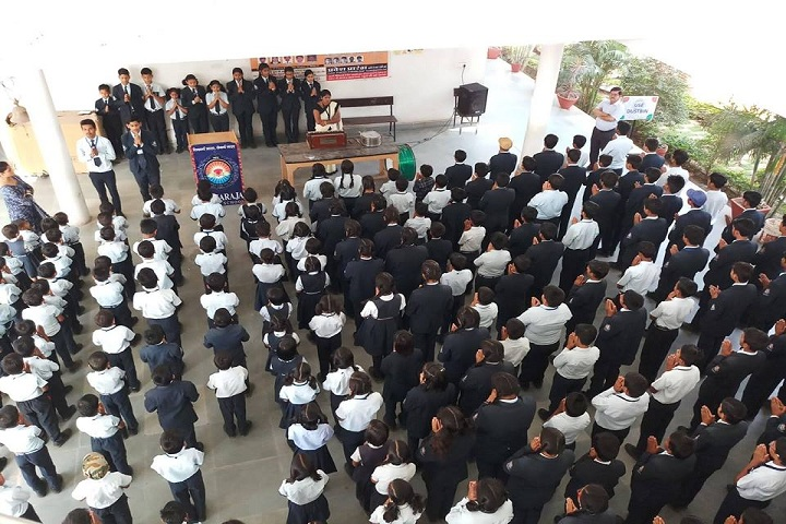 Maharaja Public School-Others prayer