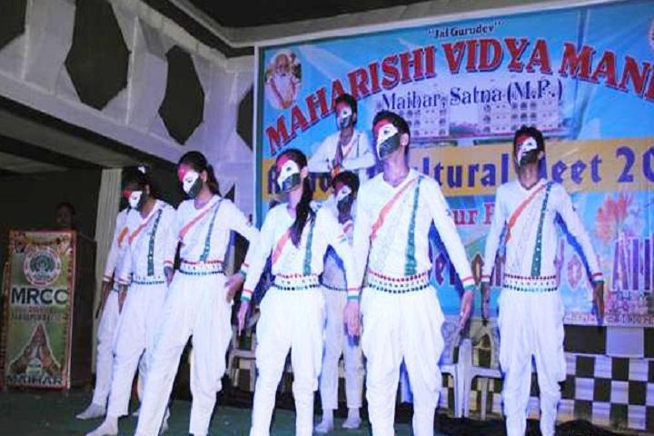 Maharishi Vidya Mandir-Cultural Meet