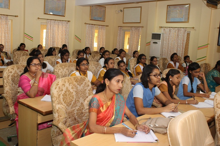 Maharishi Vidya Mandir-Seminar