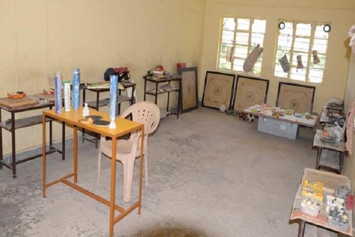 Maharishi Vidya Mandir-Sports indoor game room