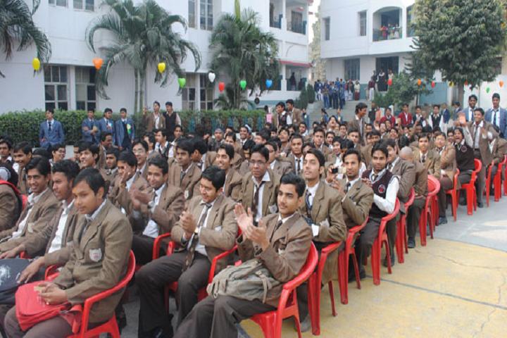 B D Public School-Events function