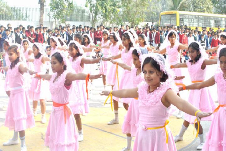 B D Public School-Events programme