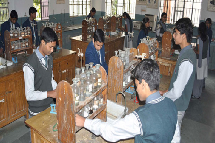 B D Public School-Laboratory