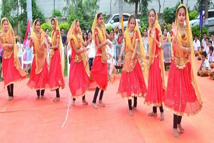 Maharishi Vidya Mandir-Events dance
