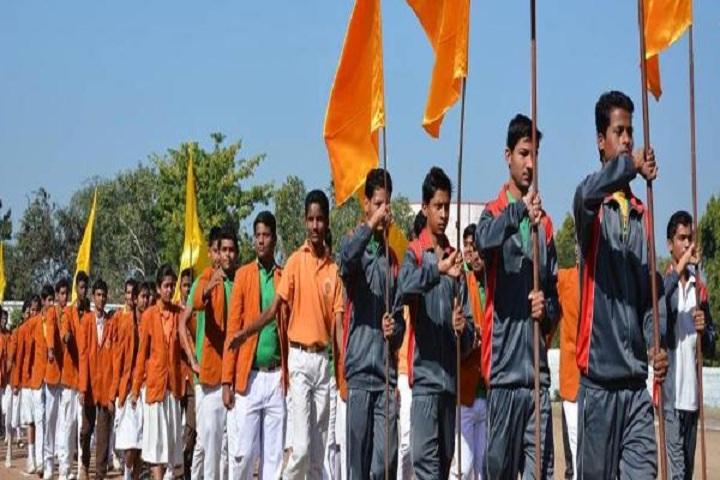 Maharishi Vidya Mandir-Others rally