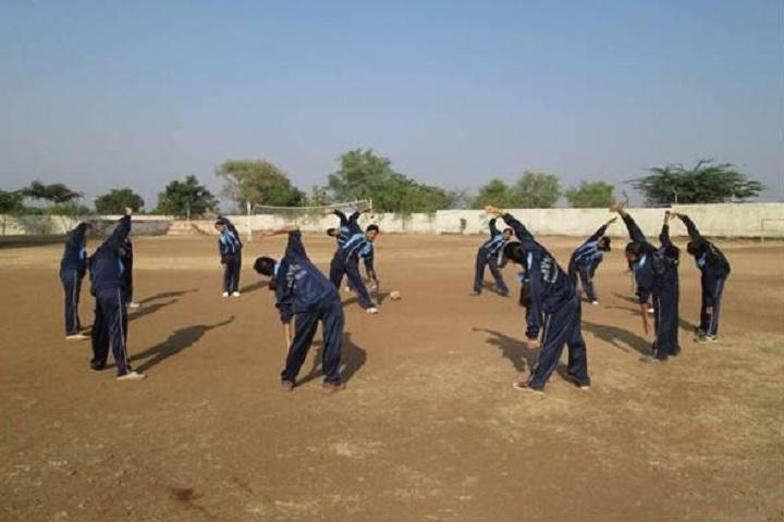 Maharishi Vidya Mandir-Sports playground