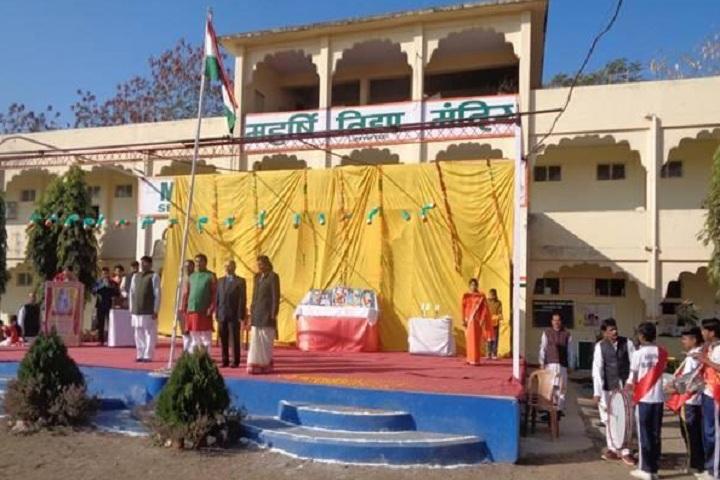 Maharishi Vidya Mandir-Events republic day