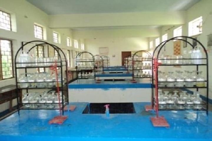 Maharishi Vidya Mandir-Laboratory chemistry