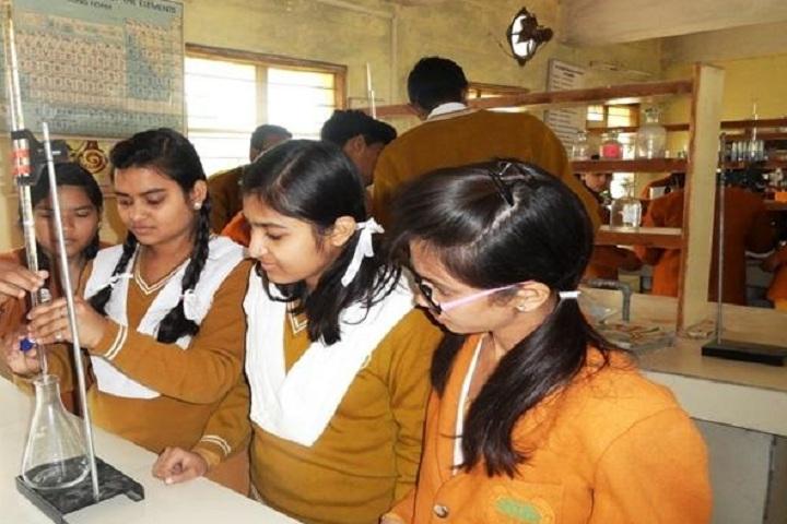 Maharishi Vidya Mandir-Chemistry Lab