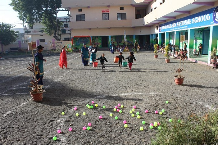 Mahavir Jain National School-Playground