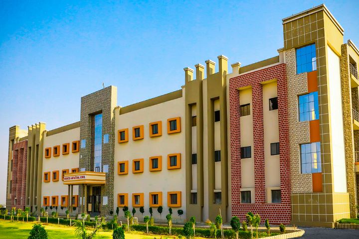 Mahavir Jain National School-Campus-View