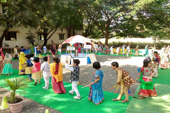 Mahavir Jain National School-Activity