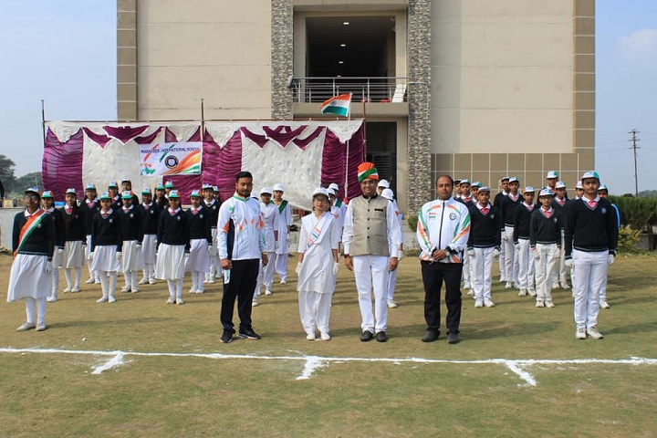 Mahavir Jain National School-Republic Day