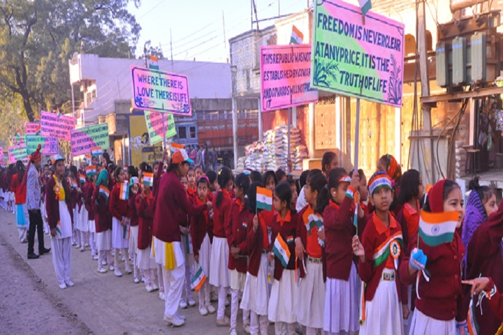 Mahesh Memorial Public Higher Secondary School-Rally