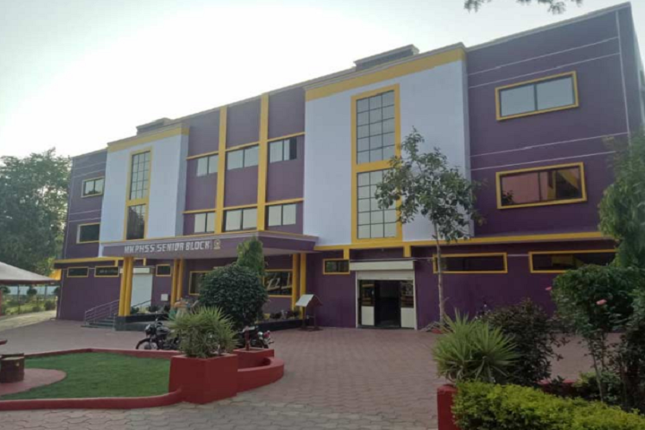 Mahesh Memorial Public Higher Secondary School-Campus-View