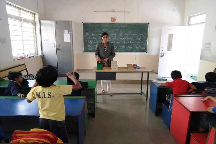 Mandsaur International School-Classroom junior