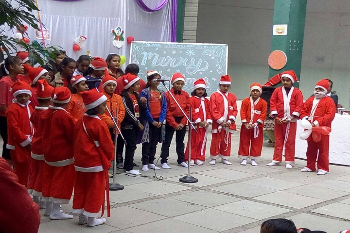 Mandsaur International School-Events celebration