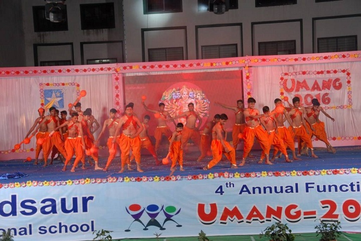 Mandsaur International School-Events