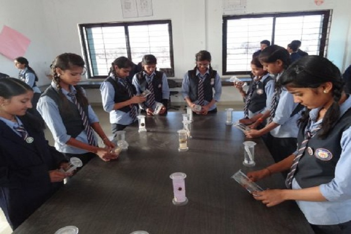 Mandsaur International School-Laboratory biology