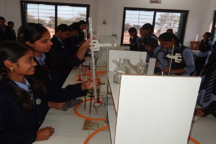 Mandsaur International School-Laboratory chemistry