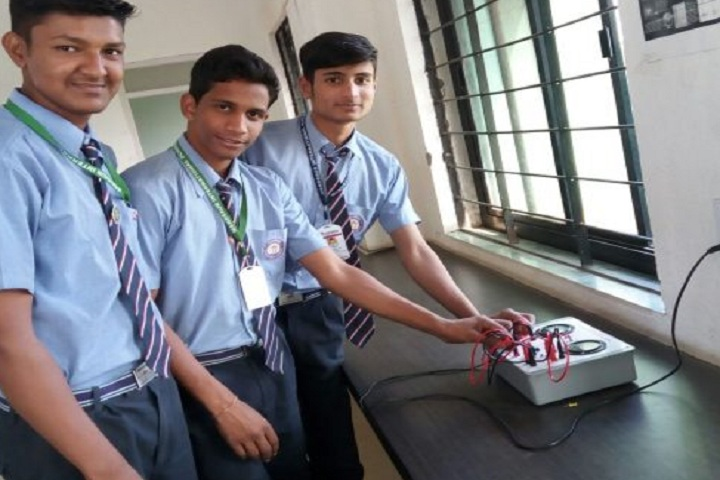 Mandsaur International School-Laboratory physics