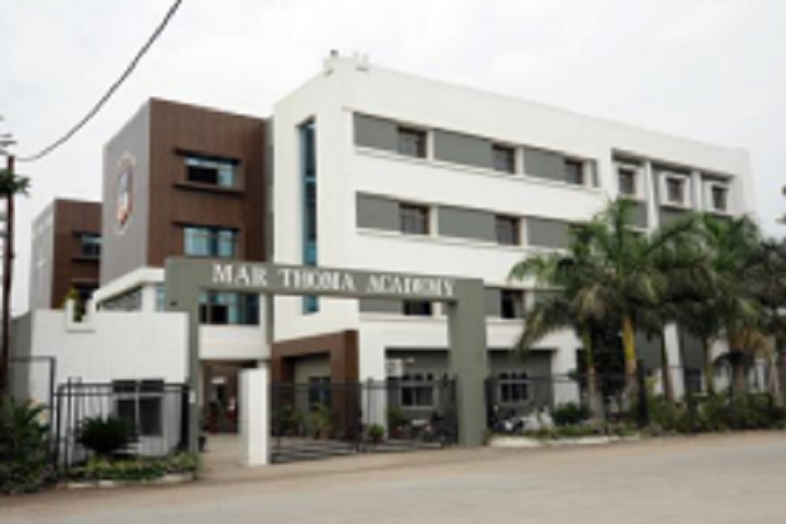 Marthoma Academy-Entrance
