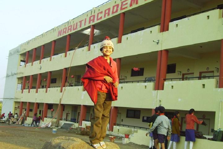 Maruti Academy-Campus View