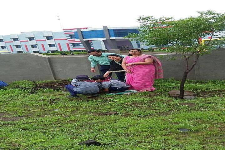 Maruti Academy-Tree Plantation