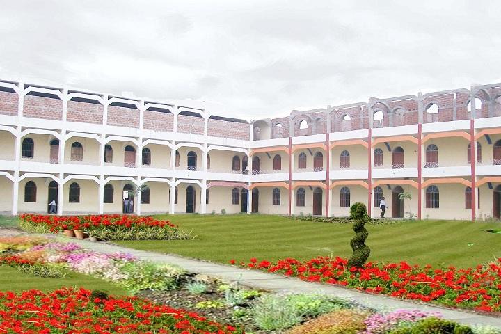 B L Indo Anglian Public School-Campus-View inside