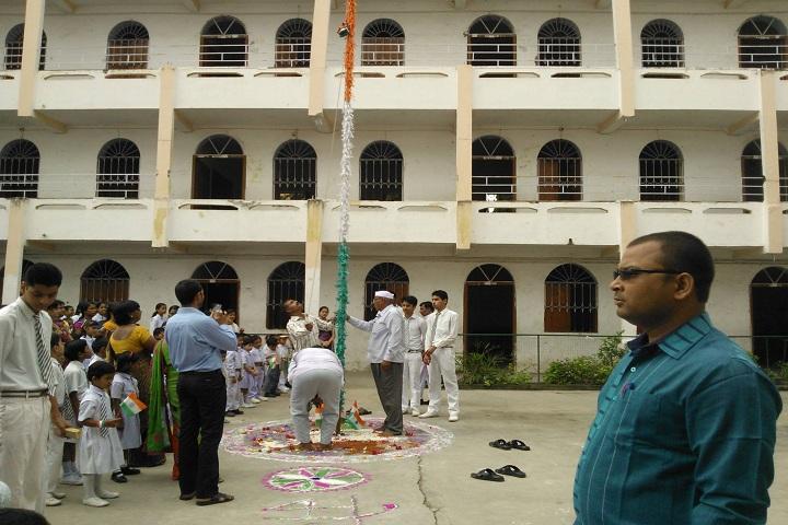 B L Indo Anglian Public School-Events republic day