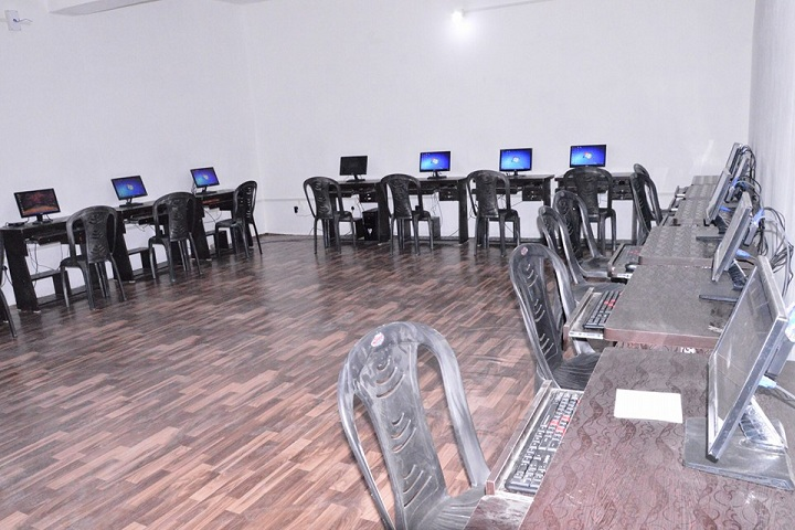B L Indo Anglian Public School-IT-Lab full view