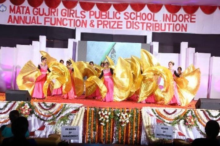 Mata Gujri Girls School-Events annual day