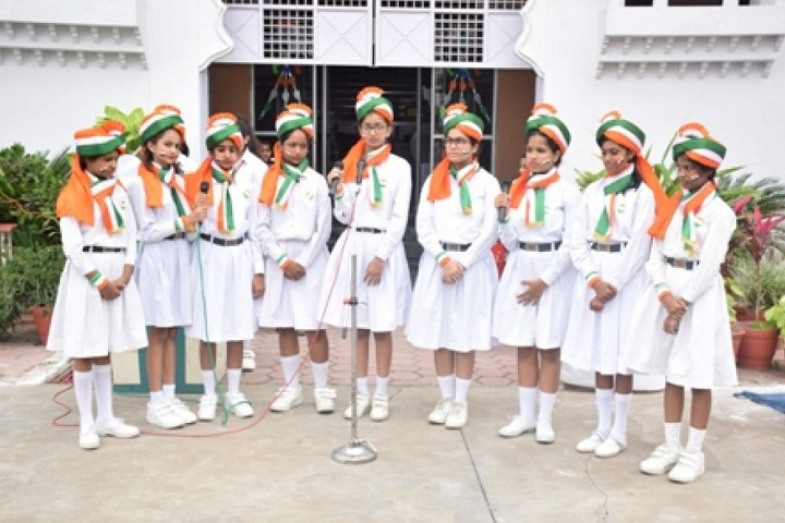 Mata Gujri Girls School-Events independance day