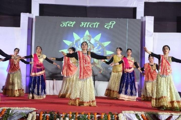 Mata Gujri Girls School-Events programme