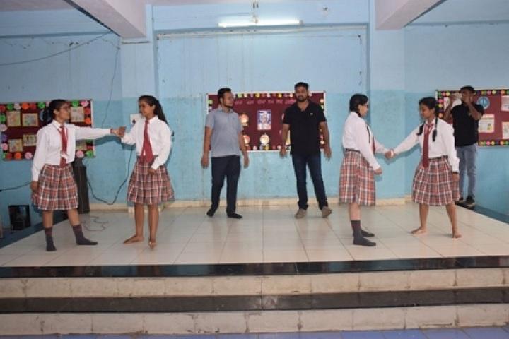 Mata Gujri Girls School-Others girls safety seminar