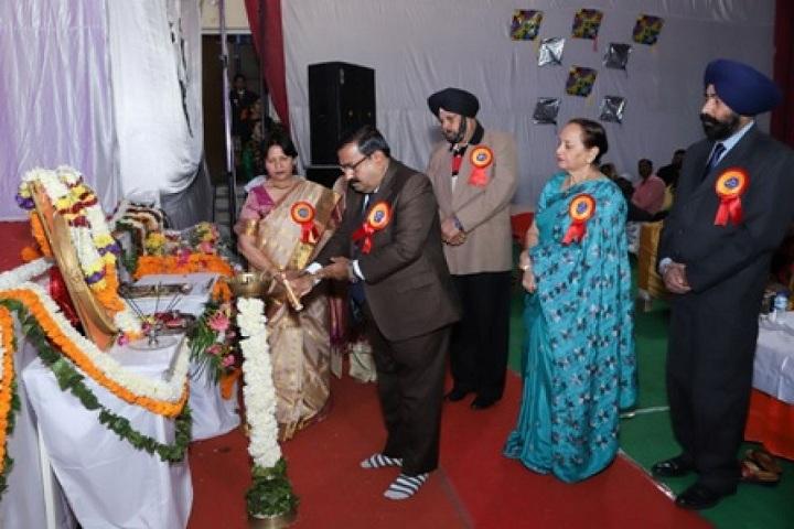 Mata Gujri Girls School-Others puja