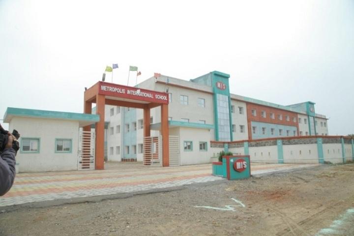 Metropolis International School-Campus-View full