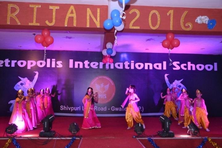 Metropolis International School-Events celebration