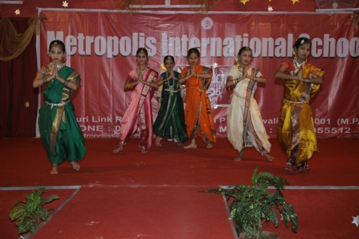 Metropolis International School-Events programme