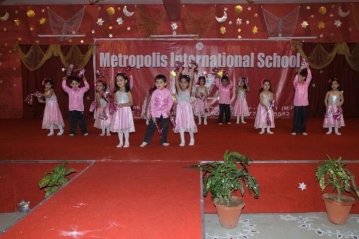 Metropolis International School-Events